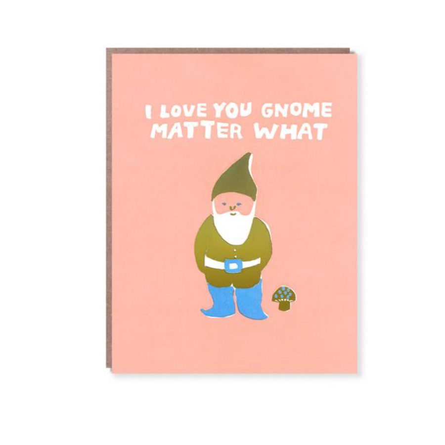 gnome matter what card