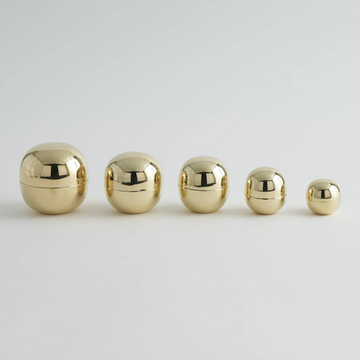 Sphere Boxes Nesting - Set of 5
