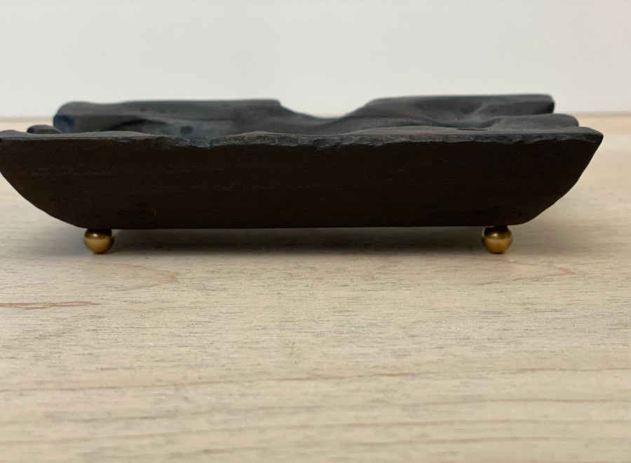 CN Charred Hardwood Tray #51