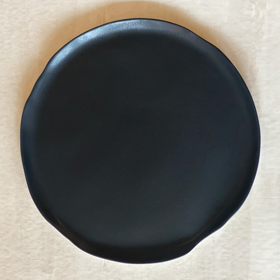 Mineral Collection Serving Tray / Black