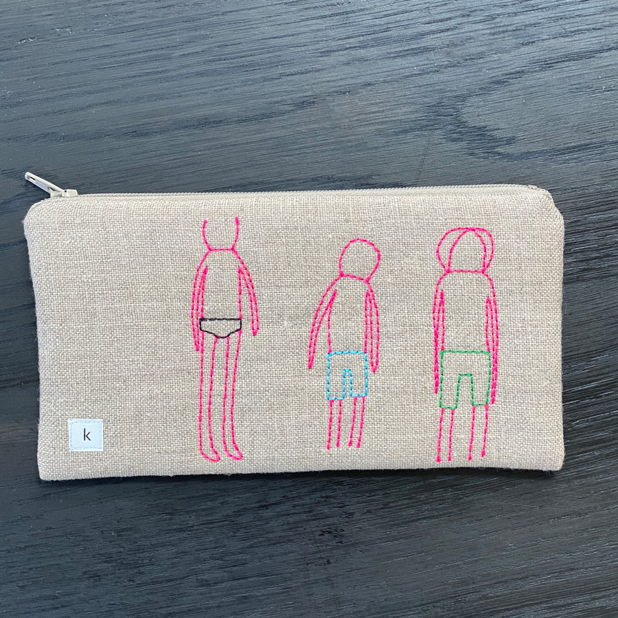 K Studio small swimmers pouch