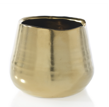 TEGAN PLANTER / GOLD