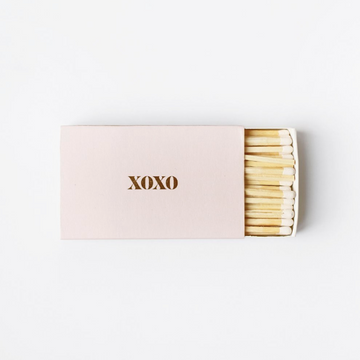 XOXO DUSTY PINK LONG MATCHES