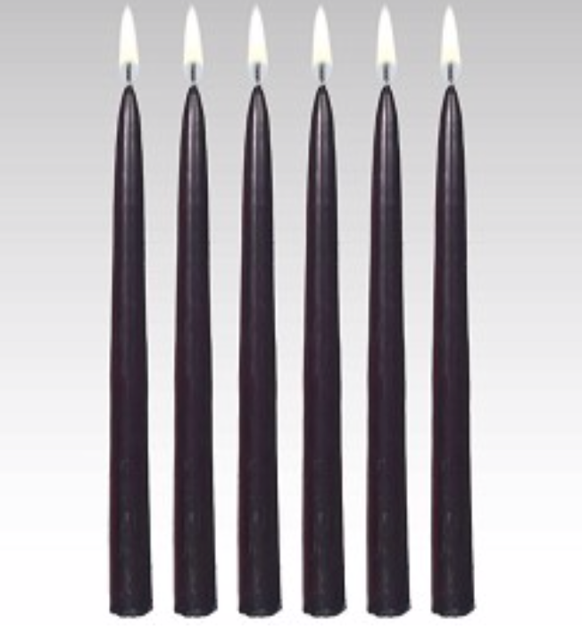 TAPER CANDLE - DRIPLESS