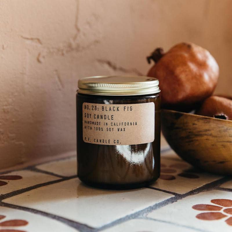Black Fig - 7.2 oz Standard Soy Candle