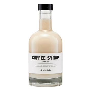 Vanilla Coffee Syrup