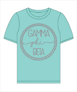 Gamma Phi Beta Signature 2.0 Shirt