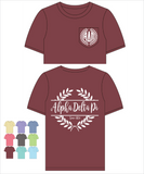 ADPi Comfort Color Frocket(Nobilis)