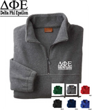 DPhiE Quarter Zip Fleece Jacket