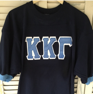 Kappa Applique Letter Tee