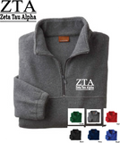 Zeta Quarter Zip Fleece Jacket