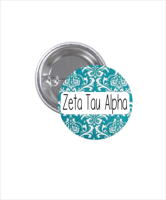 ZETA TAU ALPHA BUTTON