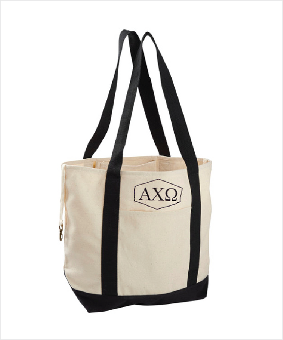 AChiO Canvas Tote Bag