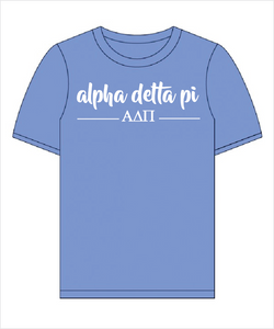 "ADPi The ""Greek"" Shirt"