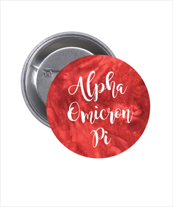ALPHA OMICRON PI BUTTON 2
