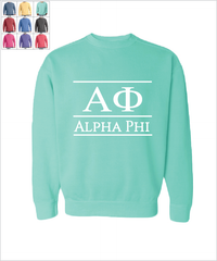 "APhi ""The Greek"" Sweatshirt"