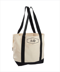 APhi Canvas Tote Bag