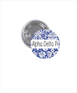 ALPHA DELTA PI BUTTON