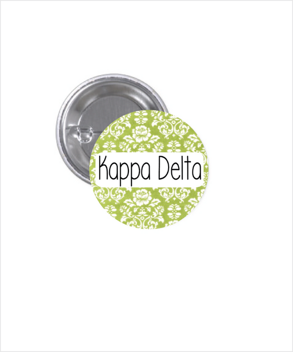KAPPA DELTA BUTTON