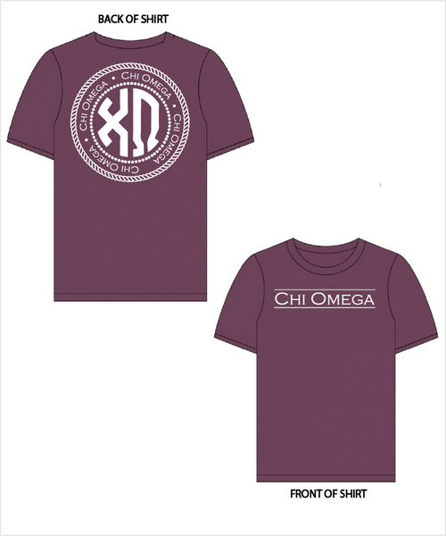 ChiO Signature Shirt