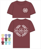 TriDelt Comfort Color Frocket(Nobilis)