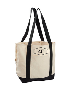 DG Canvas Tote Bag