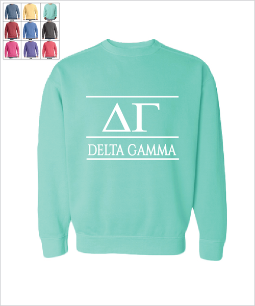 "DG ""The Greek"" Sweatshirt"