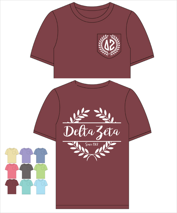 DZ Comfort Color Frocket(Nobilis)