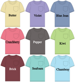 Zeta Comfort Color Frocket(Nobilis)