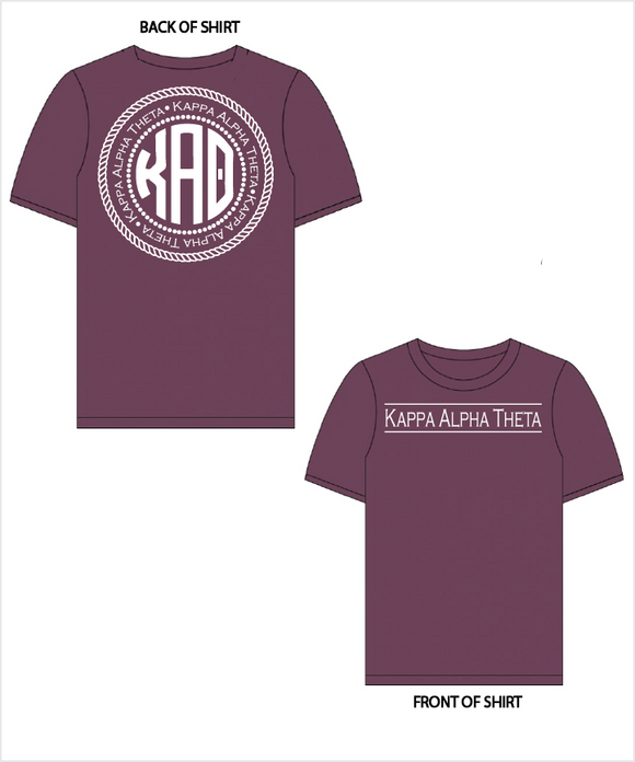Theta Signature Shirt