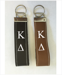 KD Leather Keyfob