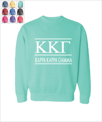 "Kappa ""The Greek"" Sweatshirt"