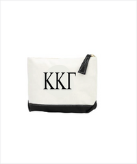 Kappa Embroidered Makeup Bag