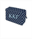 Kappa Embroidered Cosmetic Bag