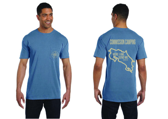 Michael Penny Commission Camping Tee -- ON SALE UNTIL OCT 4TH NOON