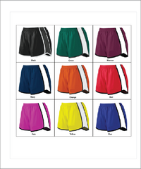 Pi Phi Athletic Shorts