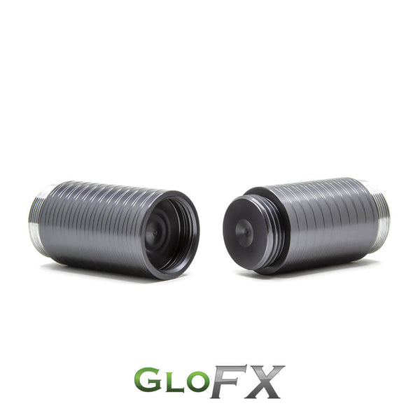 GloFX Whip Threaded Double Connector