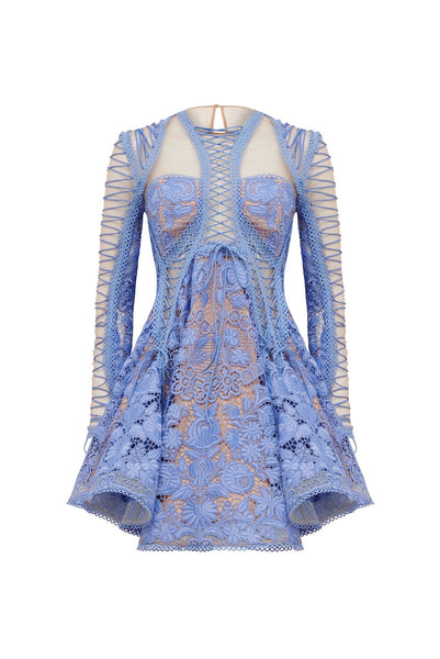 THURLEY BLUE BELL LACE