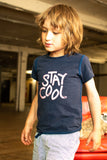 COMPRESSION T- SHIRT: STAY COOL