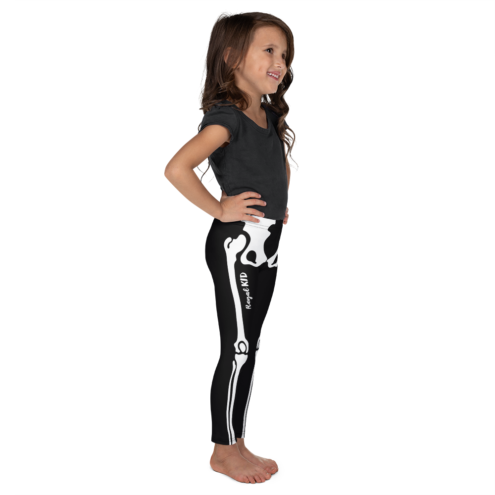 SKELETON LEGGINGS: KIDS