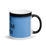 DOPE AUTISM MOM: MAGIC MUG~BABY BLUE