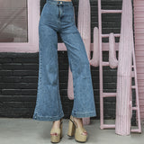 Le Palais Vintage's Essential Vintage High Rise Wide Leg Pants