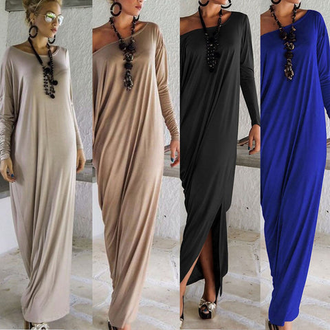 """Dress Me Up, Dress Me Down"" Two Tone  Beach Maxi's"