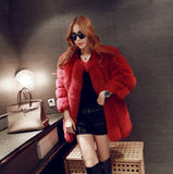 """Glam Girl"" Luxury Faux Fox Fur Coat: 12 Colors! How to pick only 1?  (Sm-4XL)"