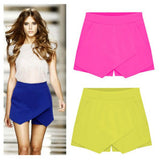 The Cutest Skort You'll Ever See! Blue, Black, White, Pink, Yellow or Shocking Pink!