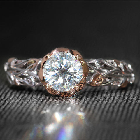 promise rings wedding engagement make that will diamond her smile real
