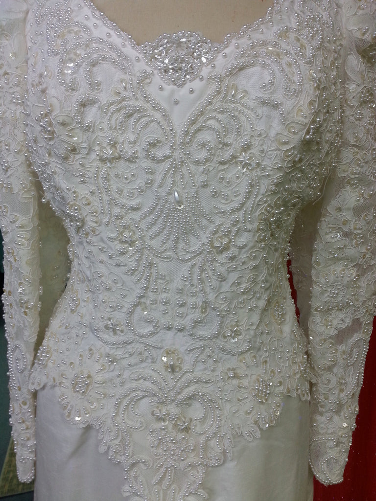 4 Signs Your Wedding Dress Needs Tailoring by Worcester County's Best Alteration Shop