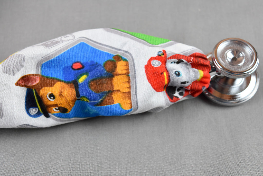 Stethoscope Cover - Paw Patrol