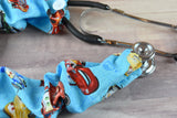 Stethoscope Cover - Cars