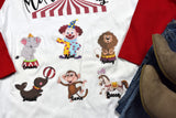 Grandmother Shirt - Circus Theme